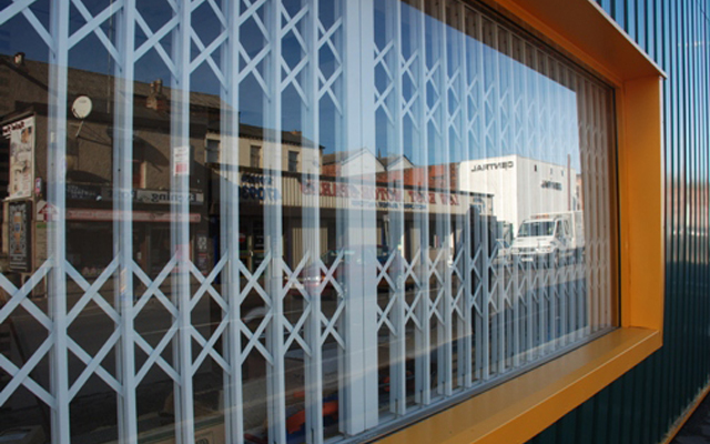 Security Rated Grilles and Bars
