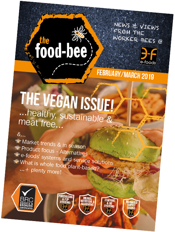 February & March 2019 edition of The Food Bee