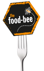 July 2018's edition of The Food Bee