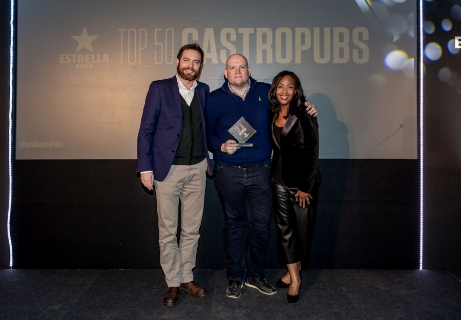 Freemasons moves into top three at Top 50 Gastropubs