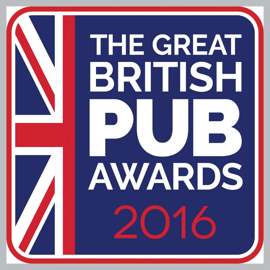 The Freemasons at Wiswell receive 'Best Food Winner' at the Great British Pub Awards 2016