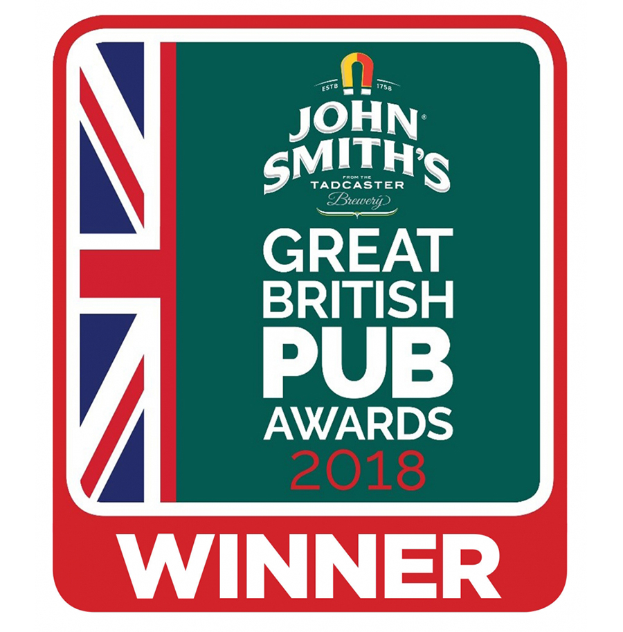 Freemasons at Wiswell takes the double at Great British Pub Awards