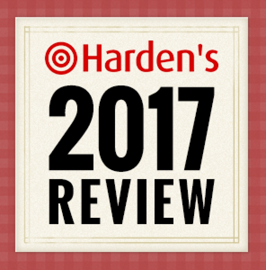 Harden's Review 2017