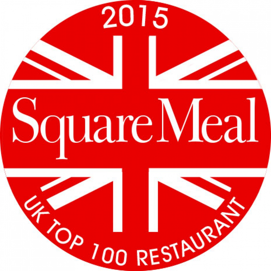 The Freemasons has made it in to the top 100 in Square Meal's Restaurants in the UK!