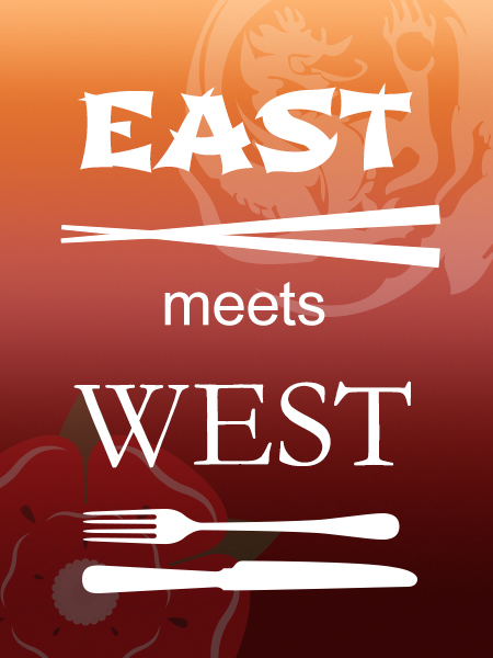 East Meets West!