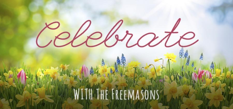 The Celebration of Spring Menu