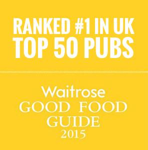 The UK's best pub!