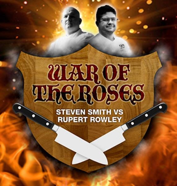 War of the Roses 2017 - Steve's Revenge!