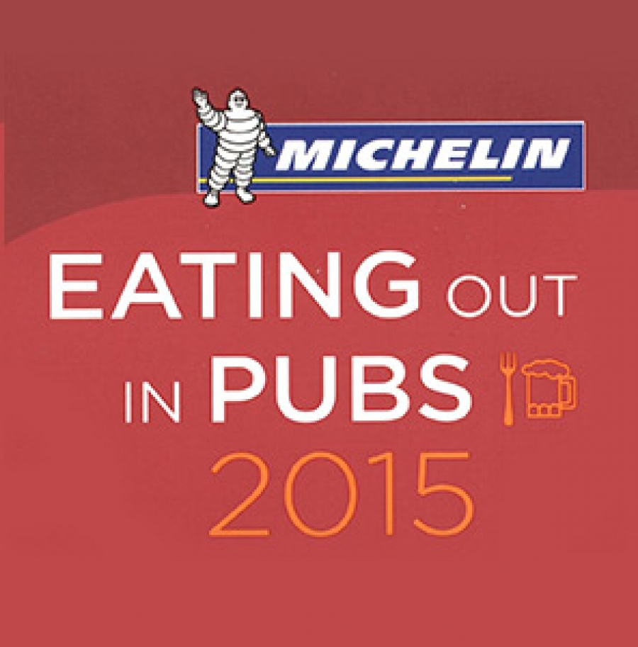 Freemasons at Wiswell an Inspectors' Favourite in this year's Michelin Eating Out in Pubs Guide