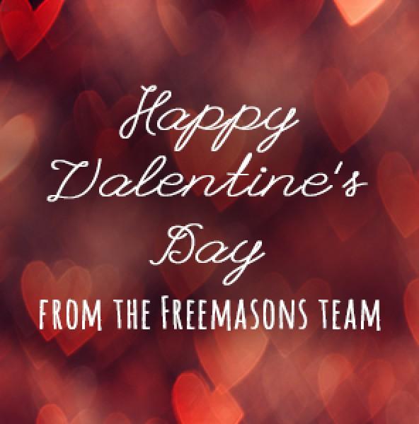 Valentine's at The Freemasons