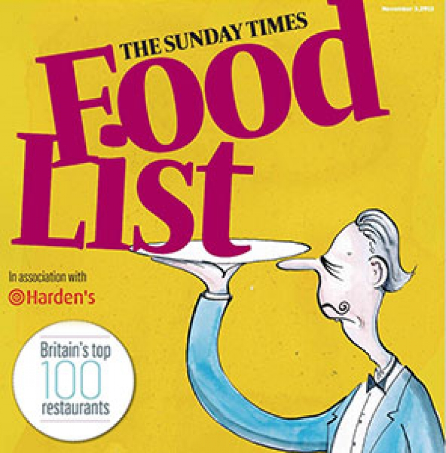 Freemasons at Wiswell enters Sunday Times Top 100 List at No.83