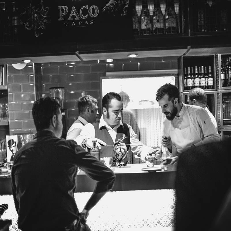 Paco Tapas Restaurant Image