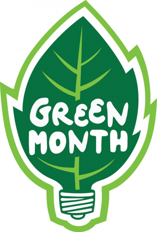 May is the greenest month ever for the UK